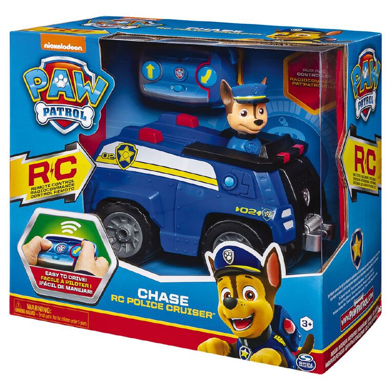 Paw Patrol Chase Remote Controlled Cruiser, , hi-res