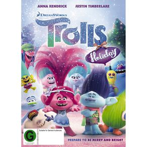 Trolls Holiday Special DVD 1Disc