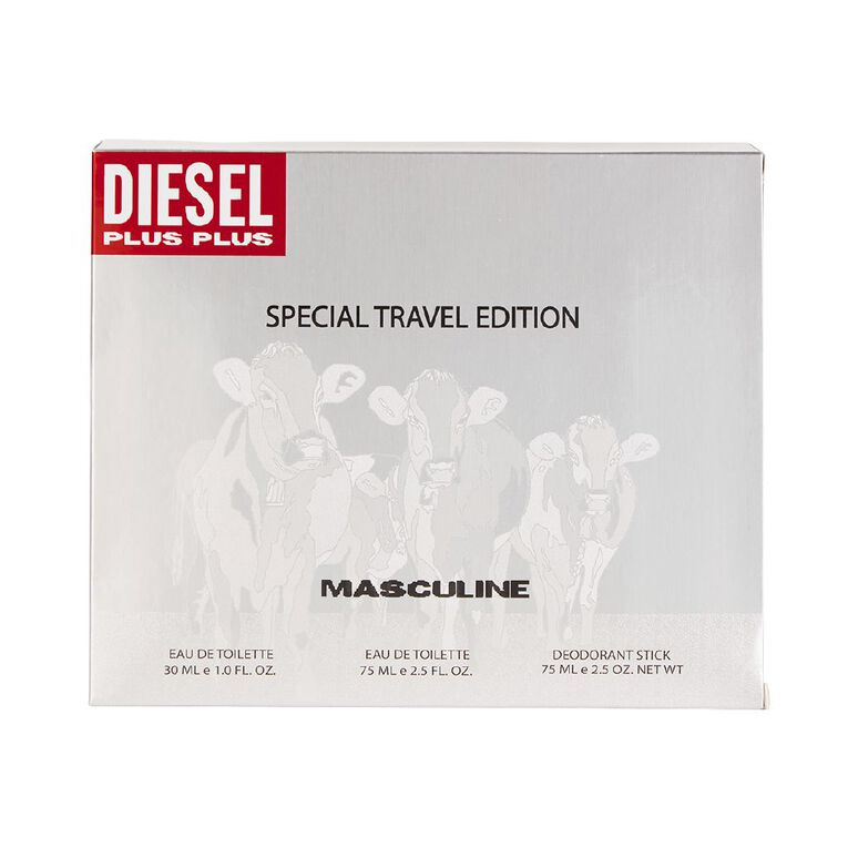 Diesel Plus Plus Set, , hi-res