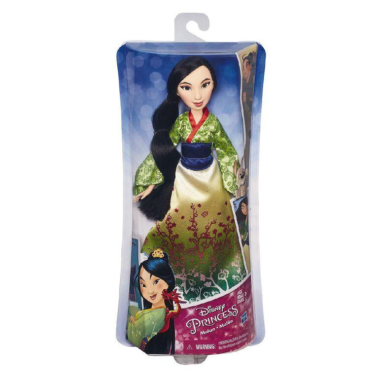 Disney Princess Shimmer Fashion Doll Assorted 30cm, , hi-res