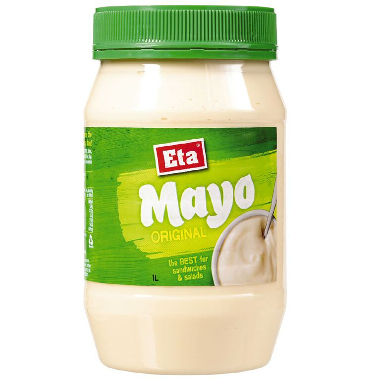 Eta Mayonnaise 1 Litre, , hi-res