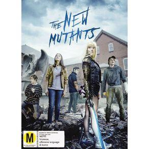 The New Mutants DVD 1Disc