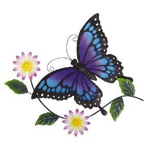 Kiwi Garden Butterfly Wall Art Assorted