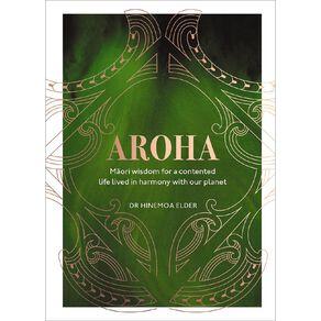 Aroha by Dr Hinemoa Elder