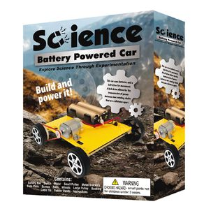 Science Power Vehicles 3 Assorted