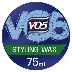 VO5 Groomed Styling Wax 75ml