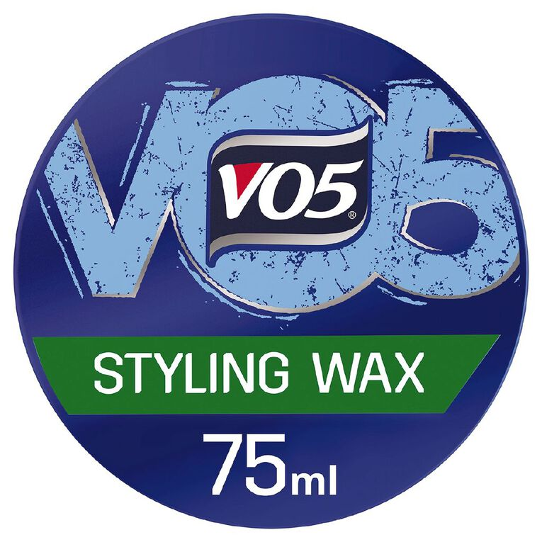 VO5 Groomed Styling Wax 75ml, , hi-res