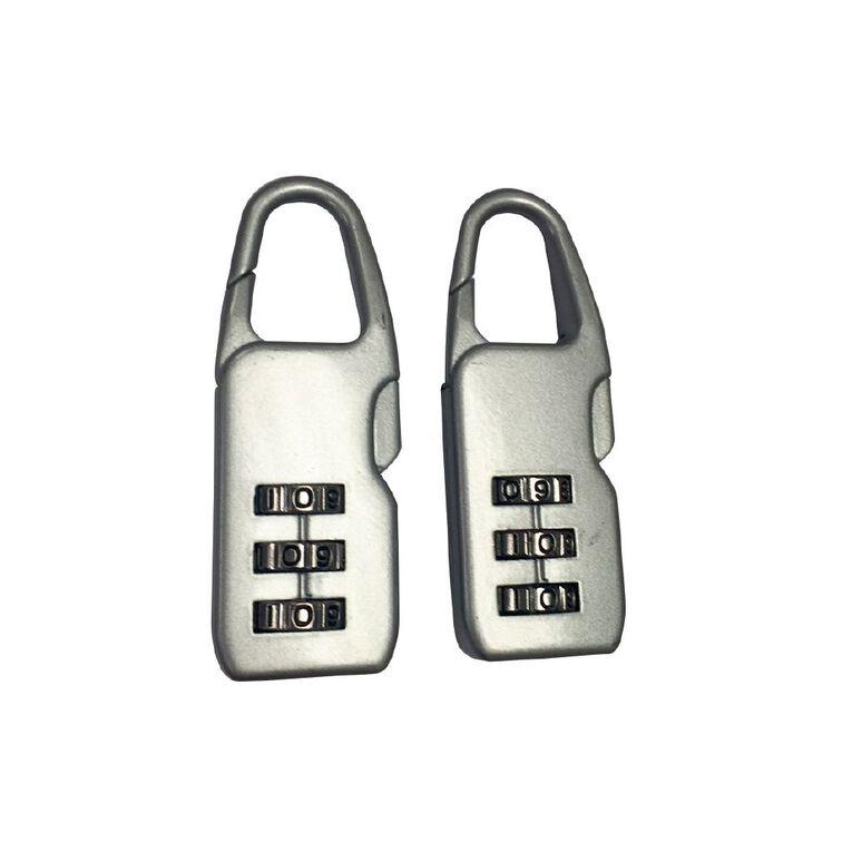Samson Luggage Lock Combination 2 Pack, , hi-res