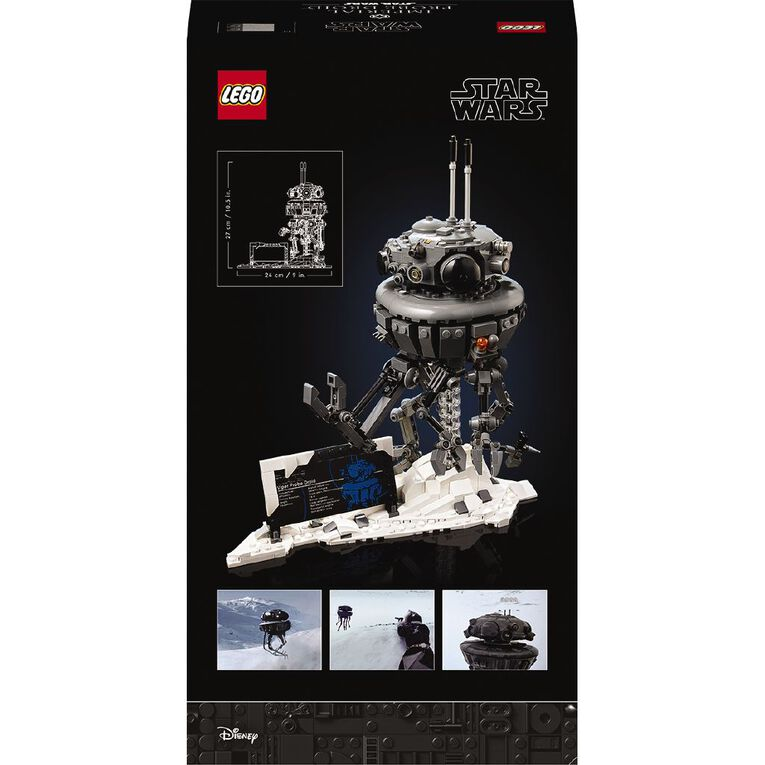 LEGO Star Wars Imperial Probe Droid 75306, , hi-res