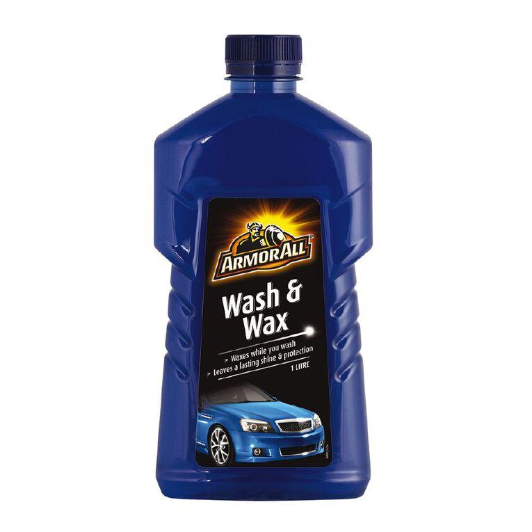 Armor All Wash & Wax 1L, , hi-res