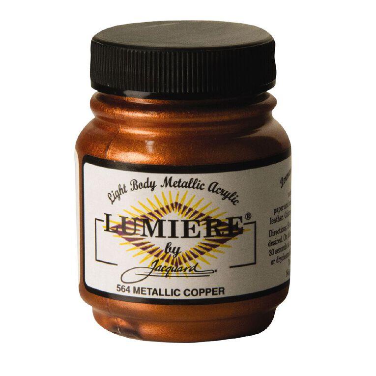Jacquard Lumiere 66.54ml Metallic Copper, , hi-res