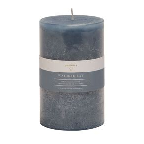 Living & Co Ambience Pillar Candle Citrus Grove 6cm x 10cm