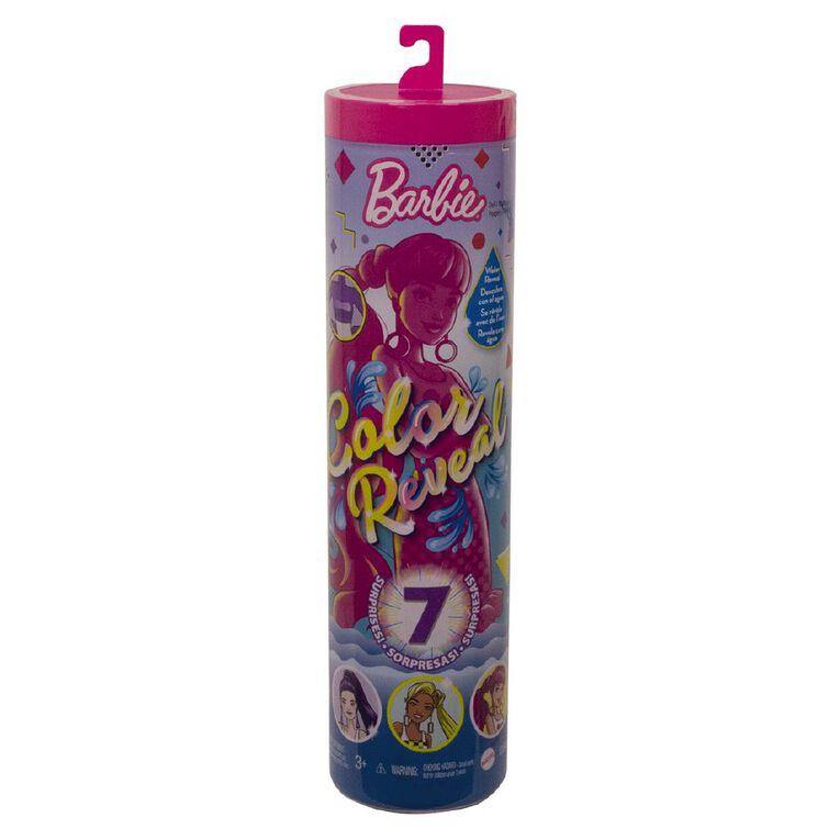 Barbie Colour Reveal Monochrome Series Doll Assorted, , hi-res