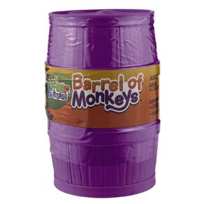 Barrel of Monkeys Assorted