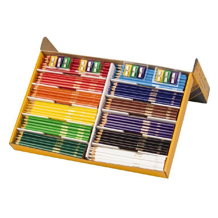 Crayola Triangular Colored Pencils Classpack 240 Pack, , hi-res