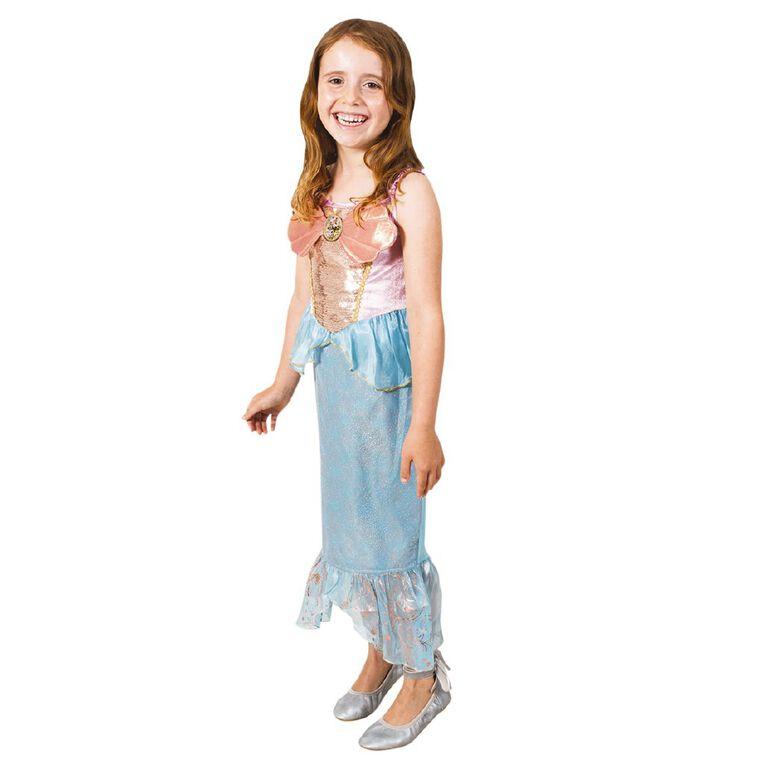 Disney Ariel Ultimate Princess Dress 3-5 Years, , hi-res