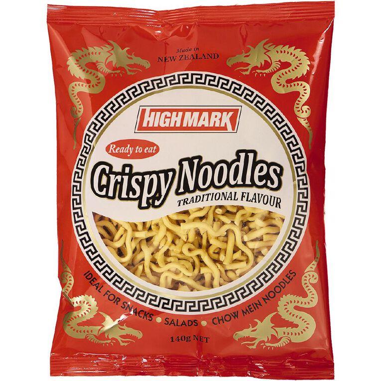 High Mark Traditional Crisp Noodles 140g, , hi-res
