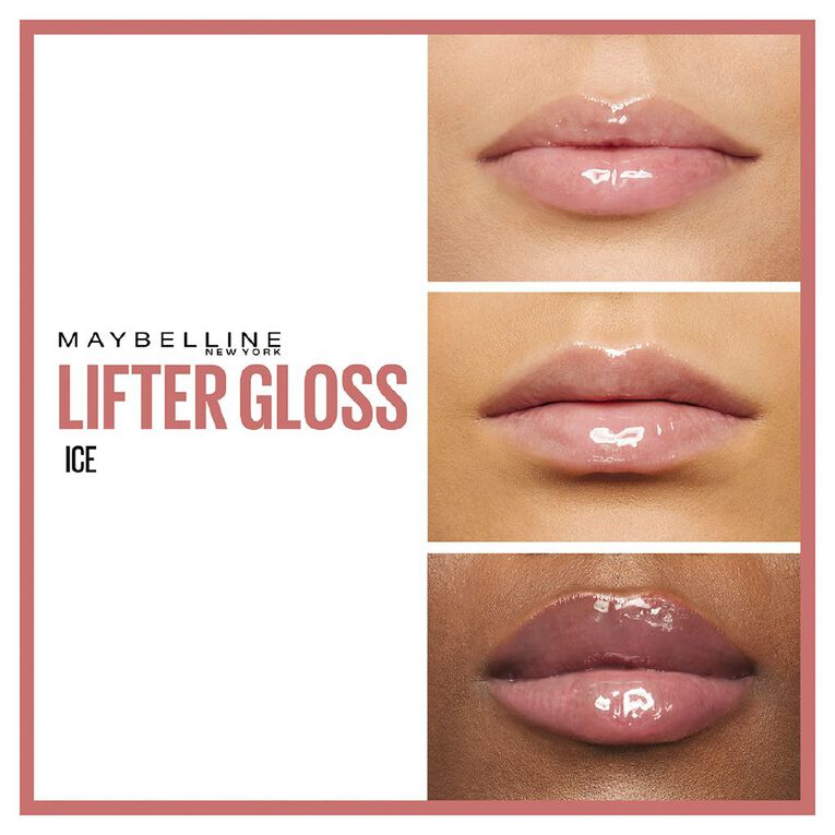 Maybelline Lifter Gloss 002 Ice, , hi-res