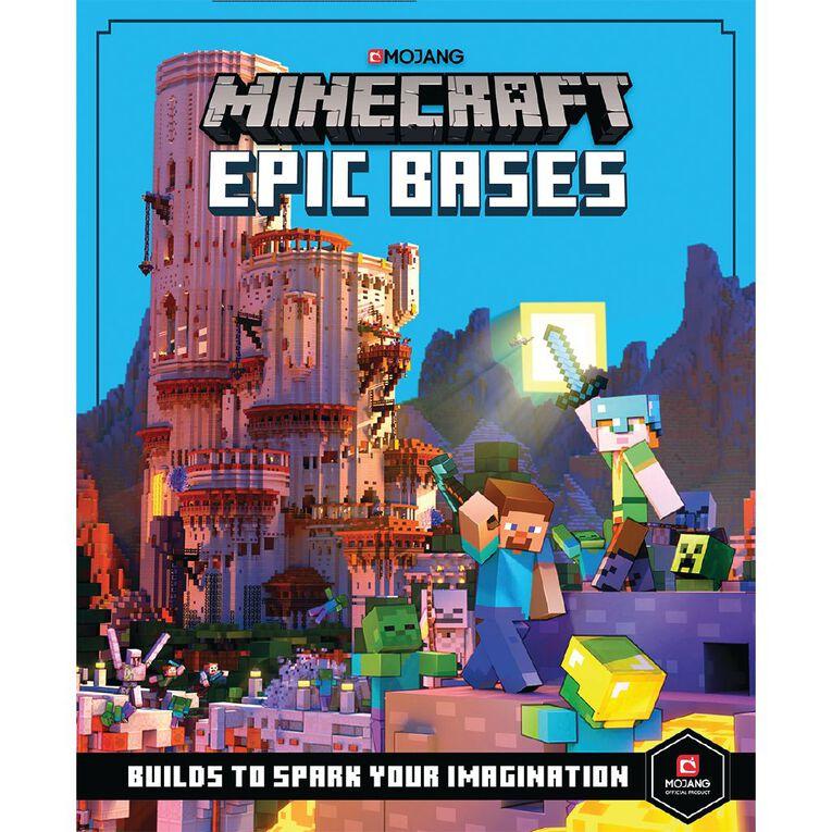 Minecraft Epic Bases, , hi-res