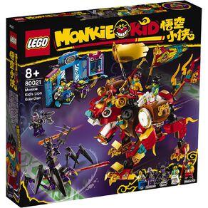 LEGO Monkie Kid Lion Guardian 80021