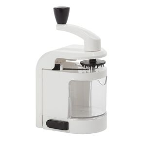 Living & Co Large Spiralizer with Suction Base White/Black