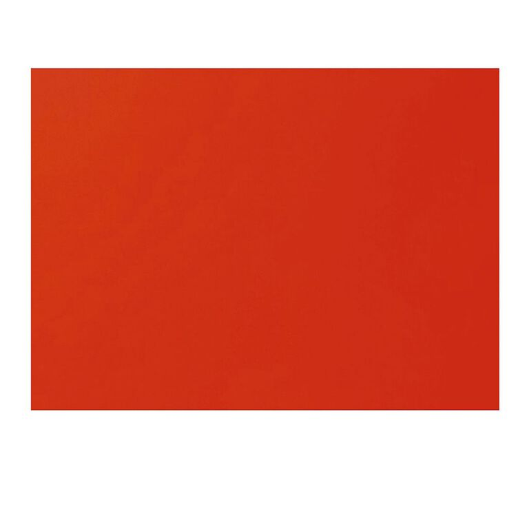 Direct Paper Fluorescent Board Red 500mm x 650mm 230gsm Red, , hi-res