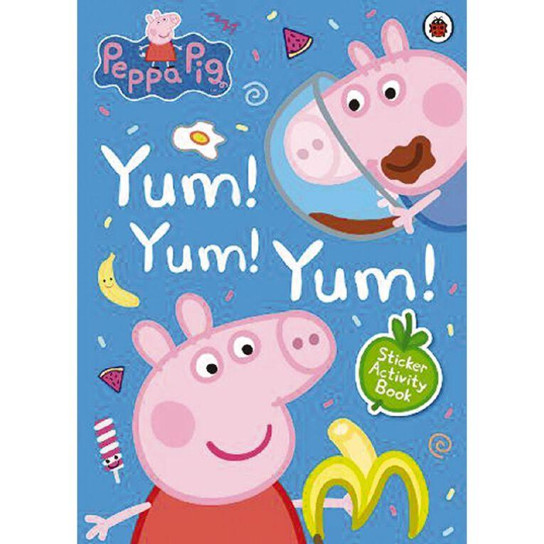 Peppa Pig Yum Yum Yum! Sticker Scenes, , hi-res