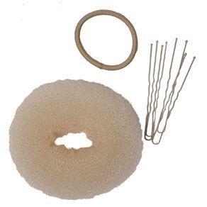 Colour Co. Hair Donut Bun Ring Blonde 8.5cm