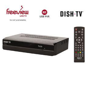 DishTV Freeview UHF Antenna/ Satellite Receiver SNT7070