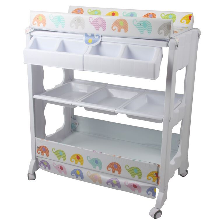 Babywise Change Table With Bath, , hi-res