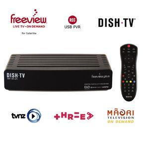 DishTV FreeviewPlus Satellite Receiver  S8100