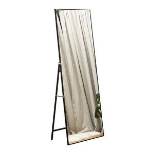 Living & Co Easel Mirror 60cm x 160cm Black