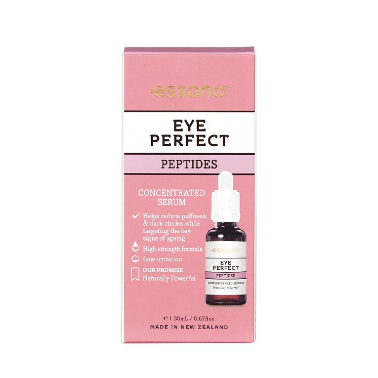 Essano Eye Perfect Peptide Concentrated Serum 20ml, , hi-res