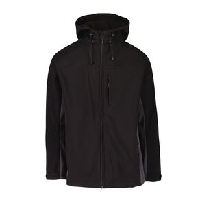 Active Intent Men's Raglan Bonded Fleece Jacket
