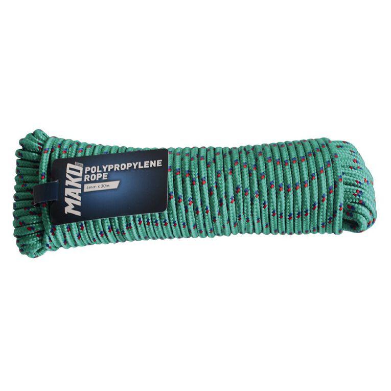 Mako Rope 6mm x 30m, , hi-res