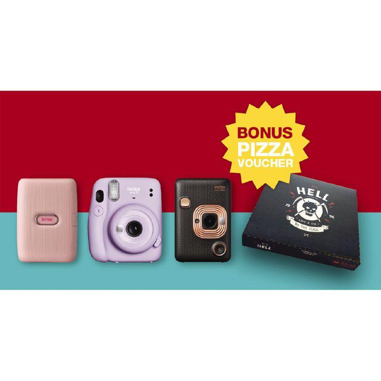 Fujifilm Instax Mini 11 Instant Camera Charcoal Grey, , hi-res
