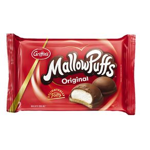 Griffin's Chocolate Mallowpuff Biscuits 200g
