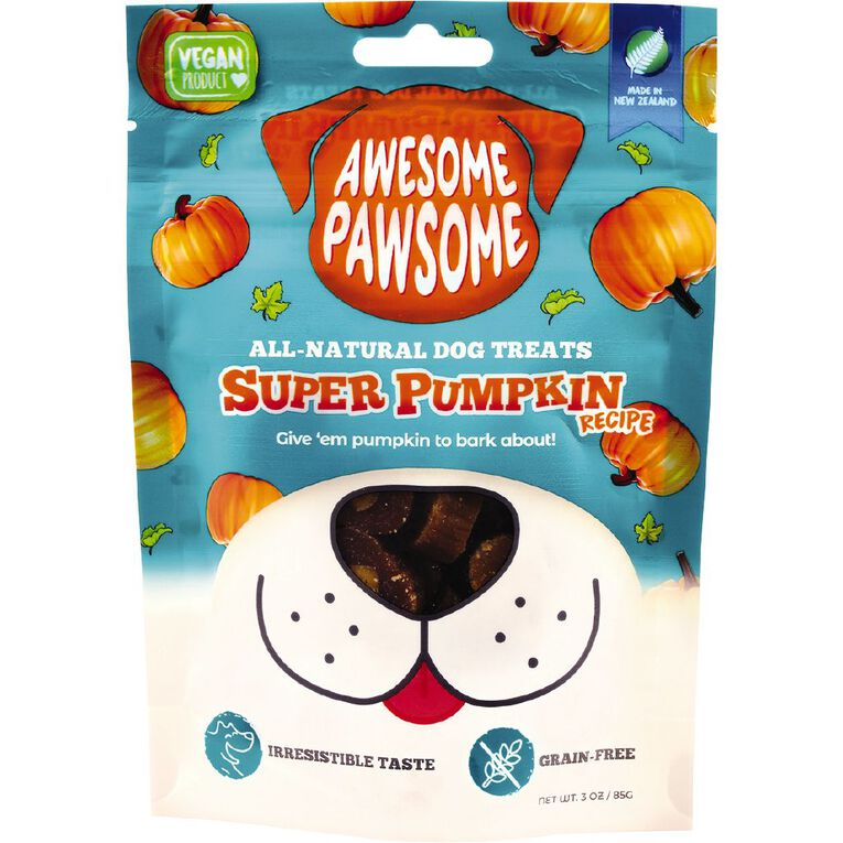 Awesome Pawsome Super Pumpkin Recipe 85g, , hi-res image number null