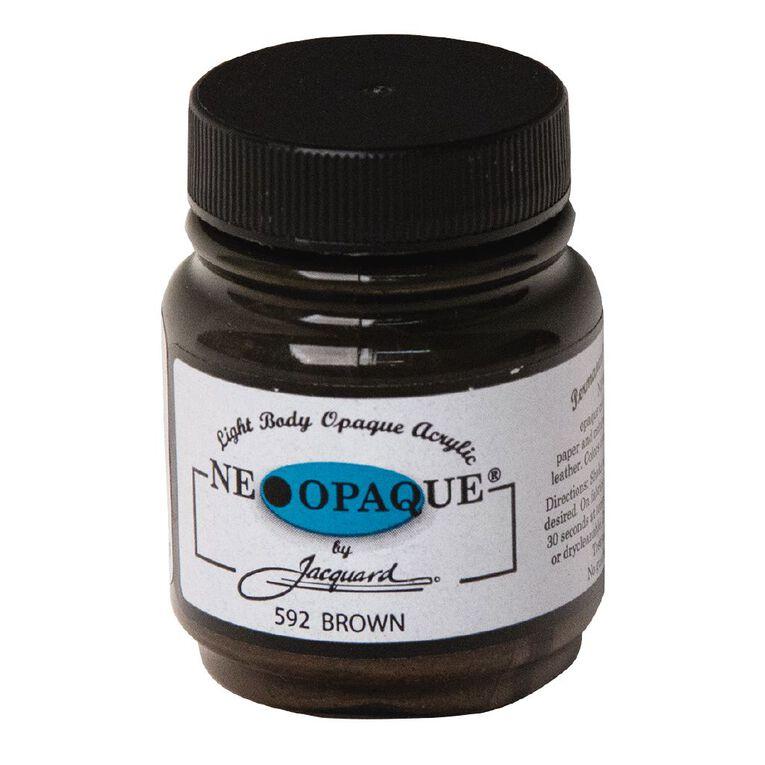 Jacquard Neopaque 66.54ml Brown, , hi-res