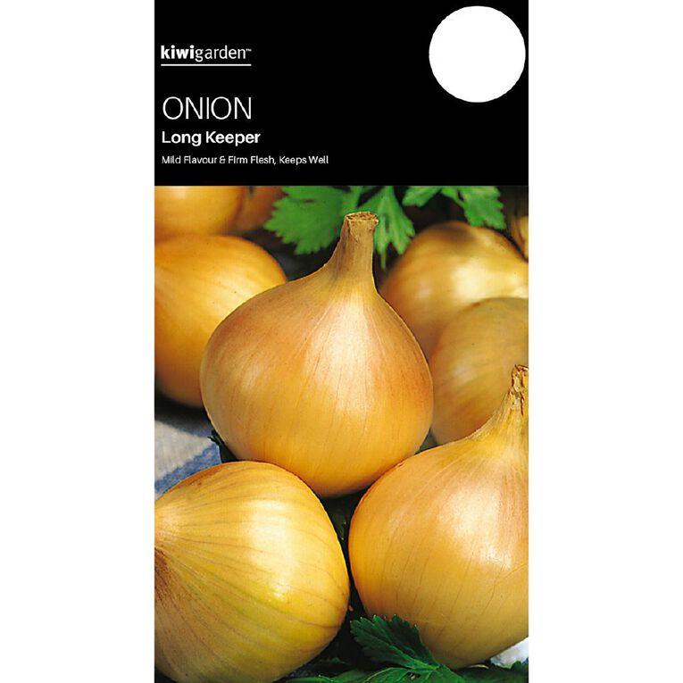 Kiwi Garden Onion Long Keep, , hi-res