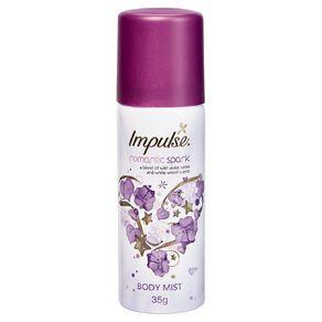 Impulse Romantic Spark Body Spray Mini 50ml