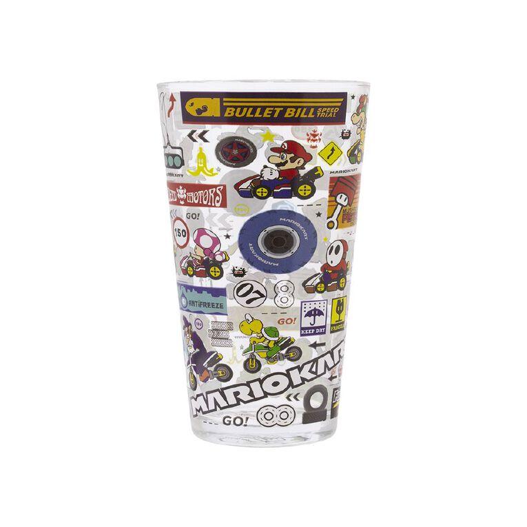 Paladone Mario Kart Glass, , hi-res