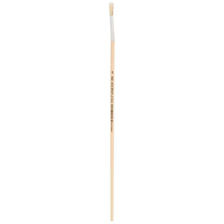 DAS Brush 582 Round Hard Bristle #03, , hi-res