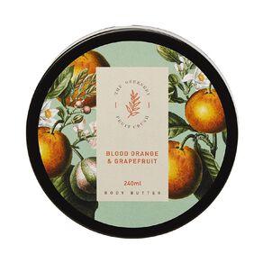 Winter Fruit Blood Orange And Grape Fruit Body Butter 200ml