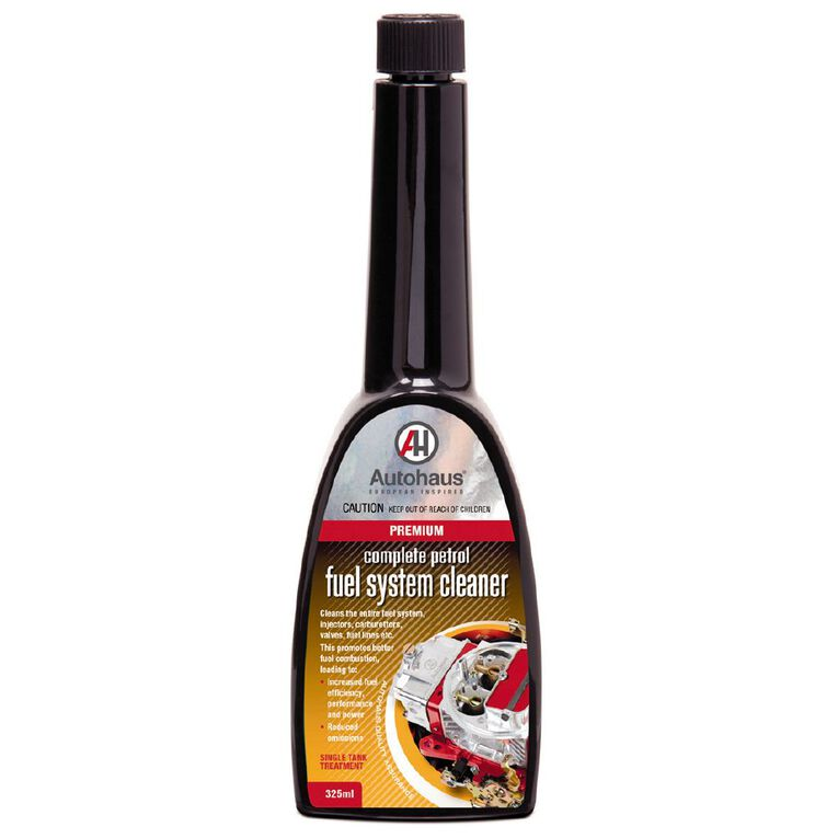 Autohaus Complete Fuel System Cleaner 325ml, , hi-res