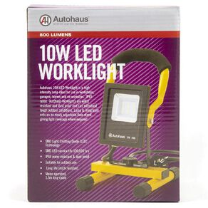 Autohaus 10W LED Worklight Mains Powered