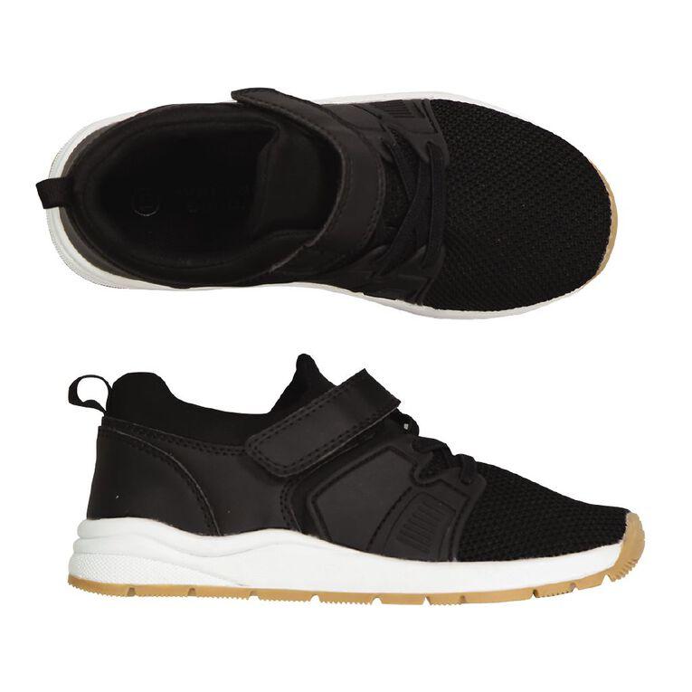 Young Original Hazza Shoes, Black, hi-res