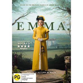 Emma DVD 1Disc