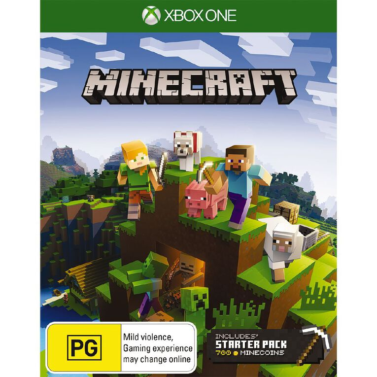 XboxOne Minecraft Starter Collection, , hi-res