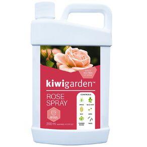 Kiwi Garden Rose Spray 200ml